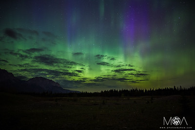 Bow Valley Aurora