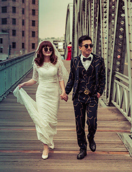 Chinese Weddings for the Silly Win