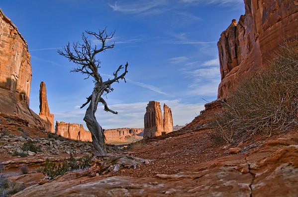 'Scarecrow' ~ Arches National Park, UT