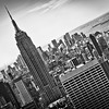 Manhattan Tilted View (New York)