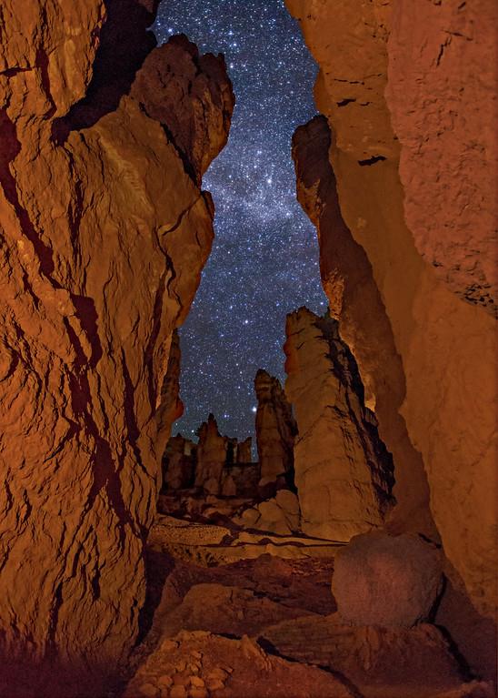 Canyon View, Along the Navajo Trail