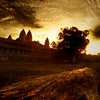 "<h2>Burning Through the Clouds - Angkor Wat in the Morning</h2> <br/>Morning at Angkor Wat was a very cool experience. It was very muggy — the kind of muggy that makes you just give up and give in to being covered in sweat. I wasn't going to any dinner parties, so I figured it was okay. Moving around the complex to get photos from many perspectives was a lot of fun… this place was a treat to compose.<br/><br/>- Trey Ratcliff<br/><br/><a href=""http://www.stuckincustoms.com/2009/08/12/burning-through-the-clouds-angkor-wat-in-the-morning/"" rel=""nofollow"">Click here to read the rest of this post at the Stuck in Customs blog.</a>"