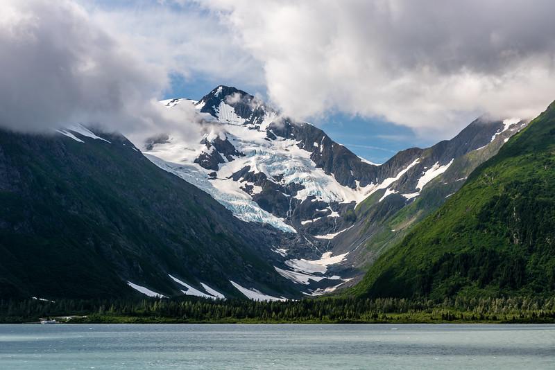 Placer River Glaciers