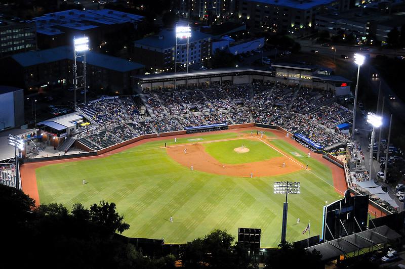 Chattanooga Lookouts Baseball Game