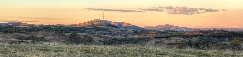 Molonglo Valley Sunset