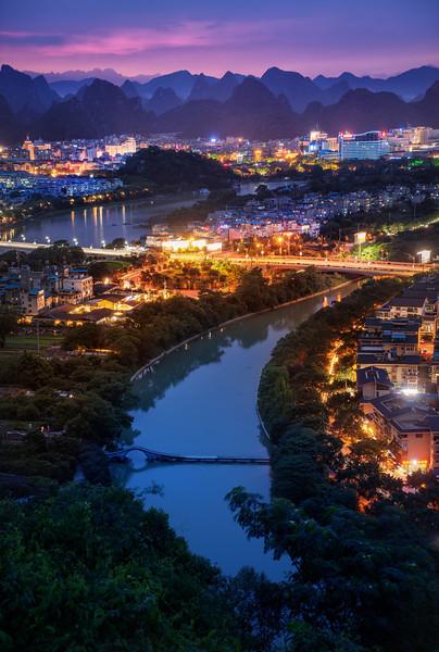 Way Above Guilin