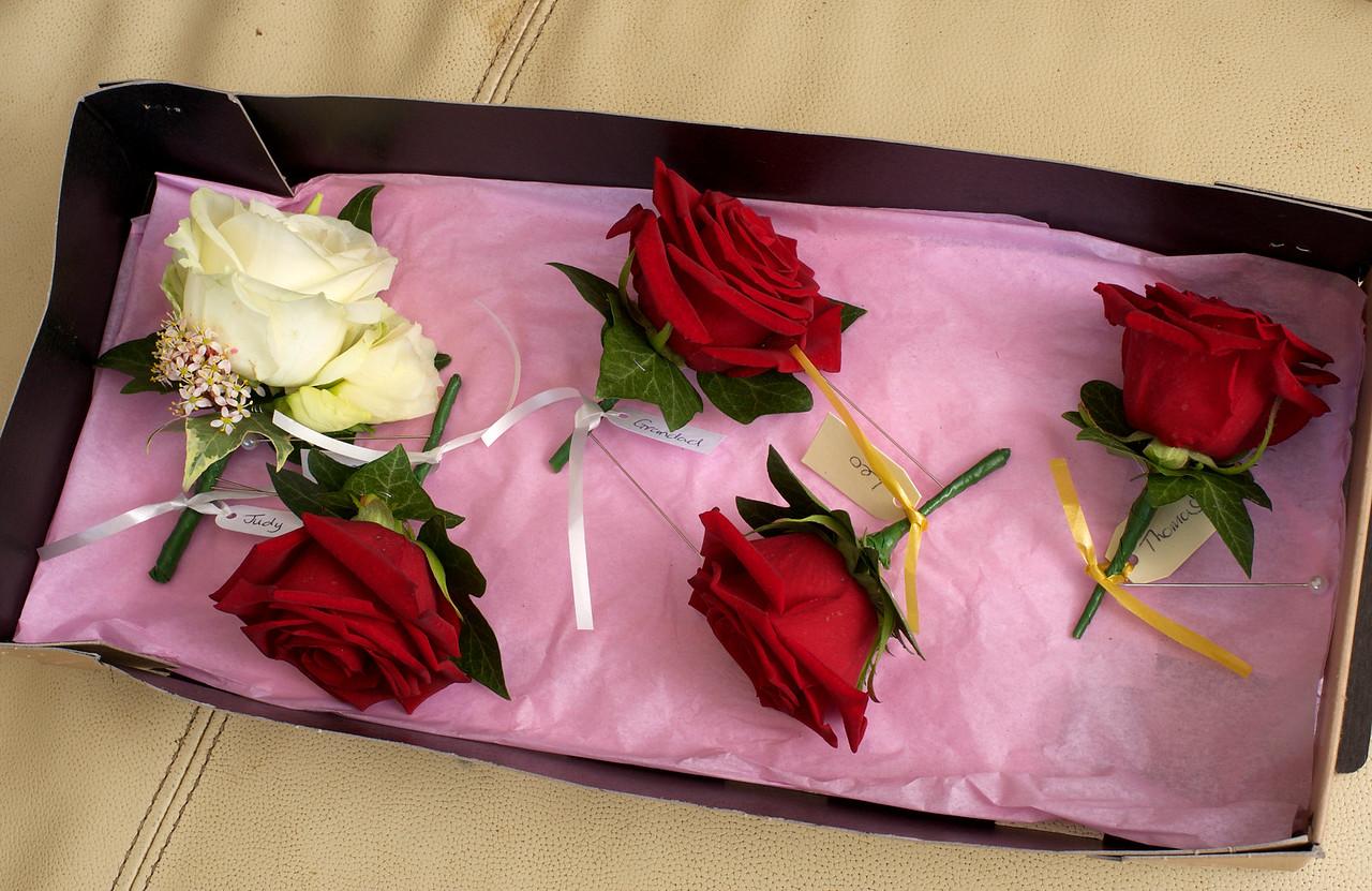 Wedding flowers in Milton Keynes