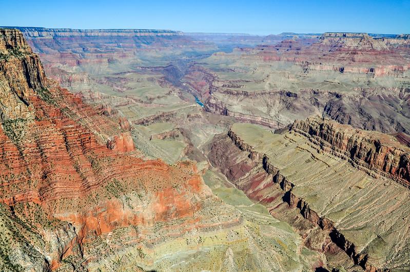 Colorado River & the Grand Canyon