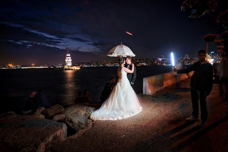 Istanbul Wedding Crasher