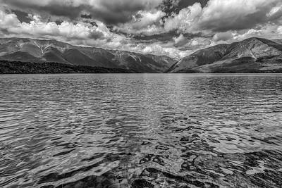 Lake Rotoiti, New Zealand