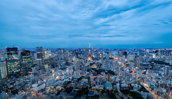 Roppongi Hills 六本木ヒルズ - Tokyo, Japan