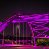 superball bridge light in purple