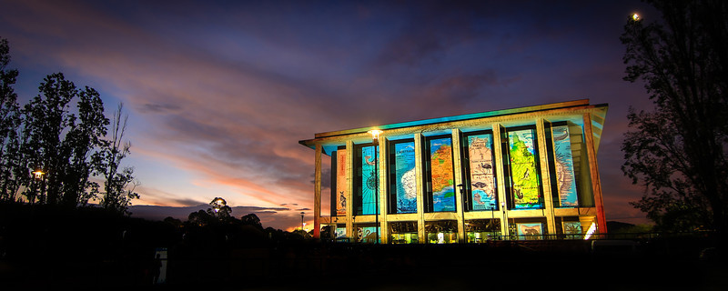 Mapping our World: The National Library of Australia