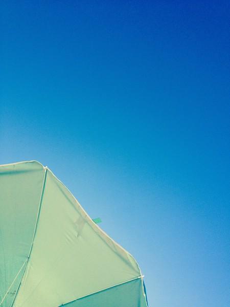 Bliss Under Blue