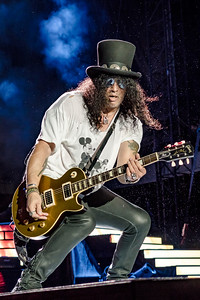 Slash of Guns N' Roses