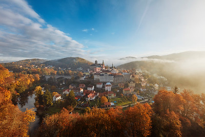 Autumn Beauty | Loket Czech Republic