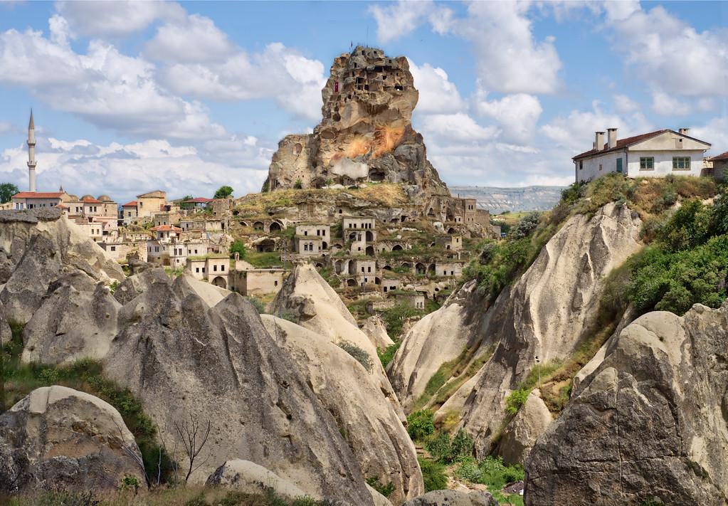 Lion Rock, Cappadocia