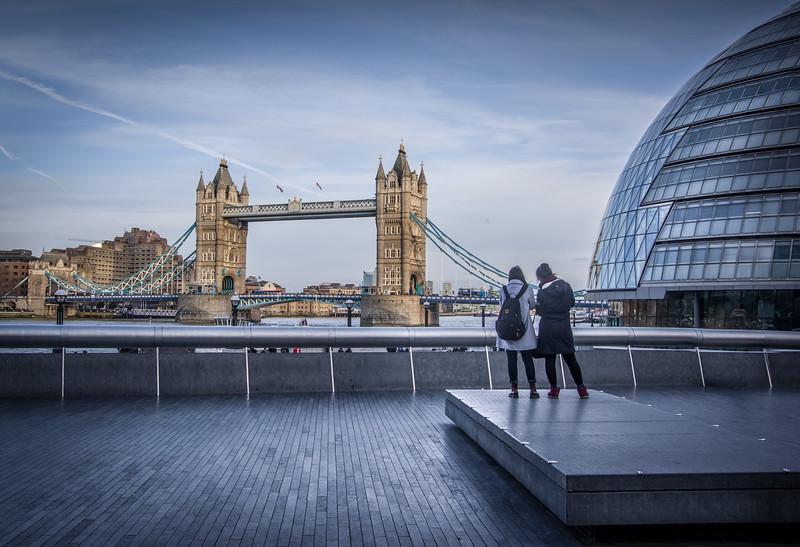 Tower Bridge View