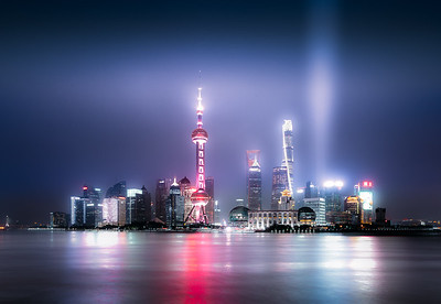 Shanghai Skyline #02