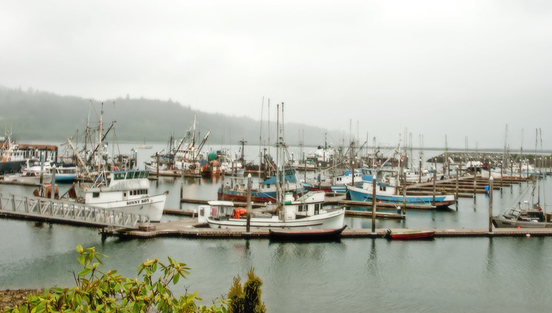 Neah Bay Dock