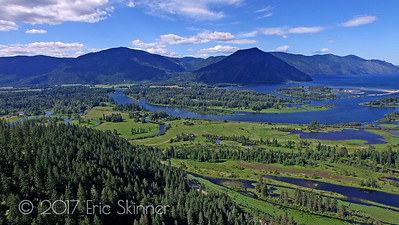 Clark Fork River Delta