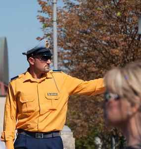 San Marino Policeman