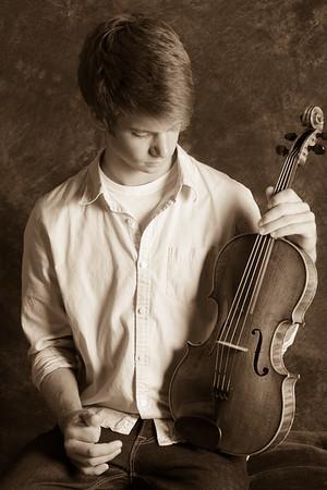 Josh - Senior Portrait