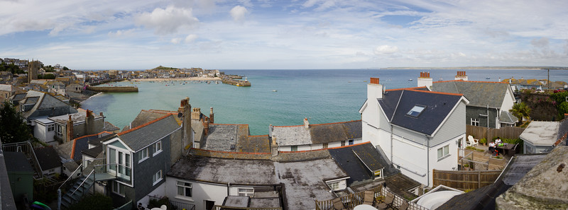 St. Ives Panorama