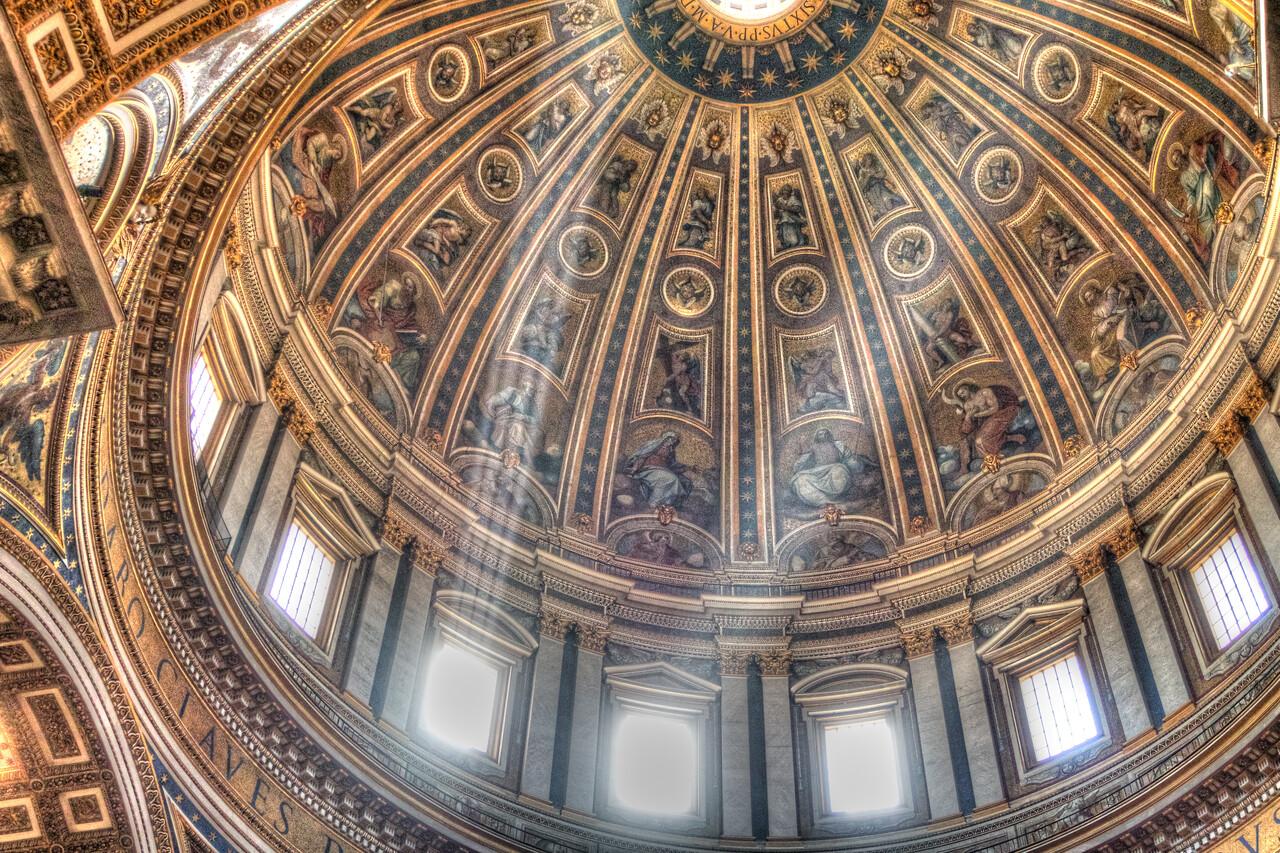Basillica Dome