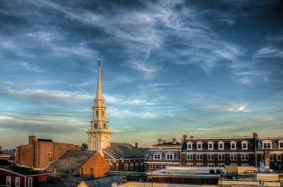 North Church Skyline