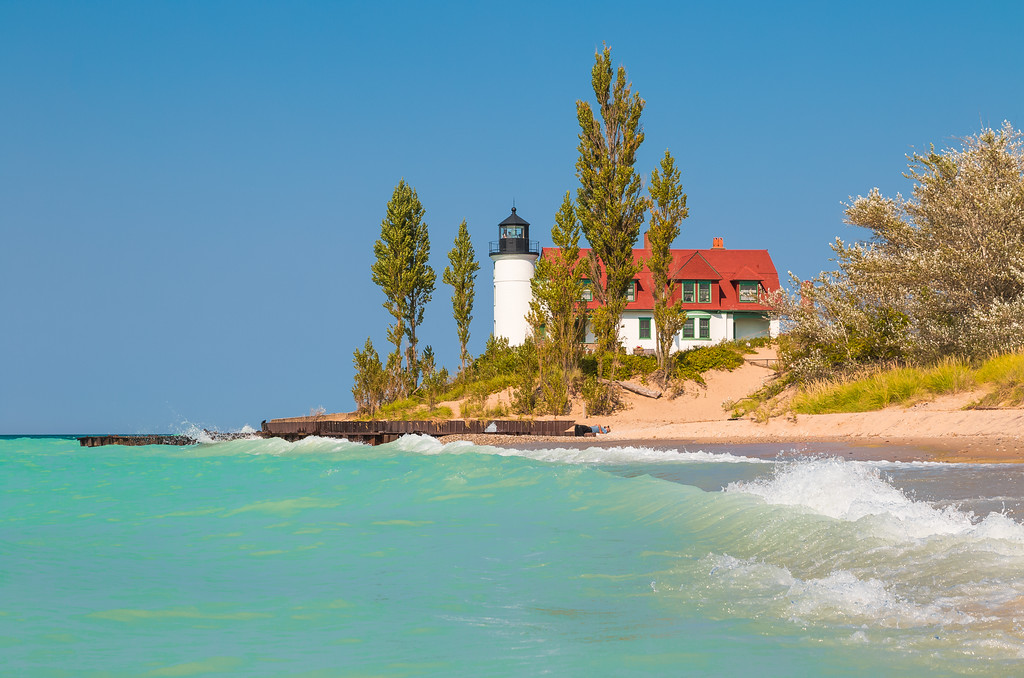 Point Betsie Lighthouse (CC: NC-BY-SA)