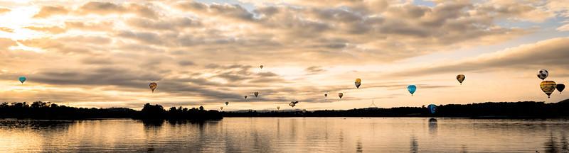 Balloon Spectacular Vista
