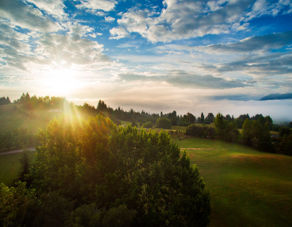 HDR Photos and the DJI Inspire