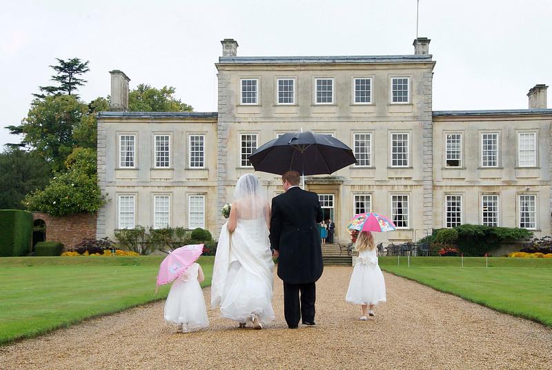 Wedding photographer at Wellingborough Golf Club