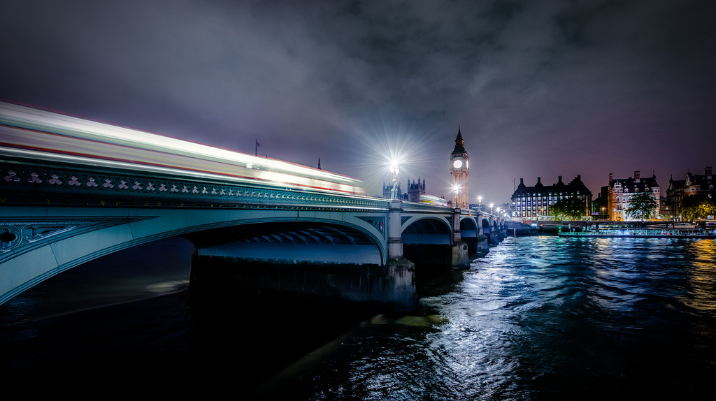 Bridge to Big Ben