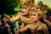 """<h1>Kecak Dancers of Bali</h1> <p>These are a few of the dancers from the Kecak Dance in Bali. It is quite the show and a rather amazing cultural experience.</p>  <p>See this photo at <a href=""""http://alikgriffin.com"""">AlikGriffin.com</a></p>"""
