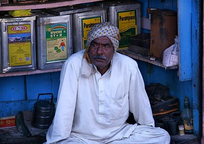 Delhi merchant