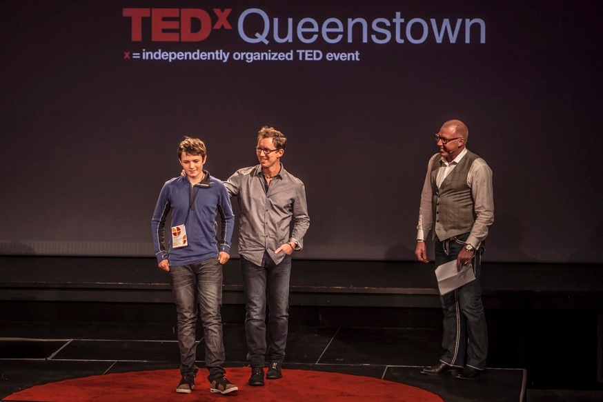 My Favorite Part of TEDx Queenstown