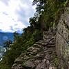 Inca Bridge 2 - Machu Picchu Peru
