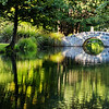 "<h2>The Gardens of Queenstown</h2> <br/>The class took a nice stroll through these gardens. I challenged people to try to get five different photos of this bridge, and this was one of mine.<br/><br/>The actual shot I took was much bigger, but I decided to crop down in post to focus on the water. I liked the way they all looked like brush strokes. It made me begin to understand why Monet spent so much time trying to capture the strange light that comes from water and plants.<br/><br/>- Trey Ratcliff<br/><br/><a href=""http://www.stuckincustoms.com/2013/03/21/meanwhile-in-new-zealand/"" rel=""nofollow"">Click here to read the rest of this post at the Stuck in Customs blog.</a>"