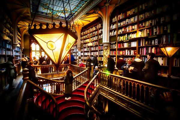 The Magic Bookstore