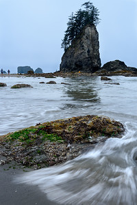 Second Beach Sea Stack