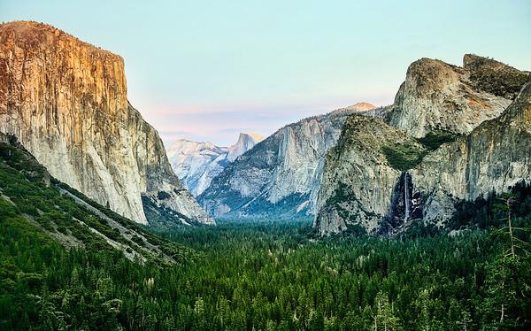 The Silver View at Yosemite