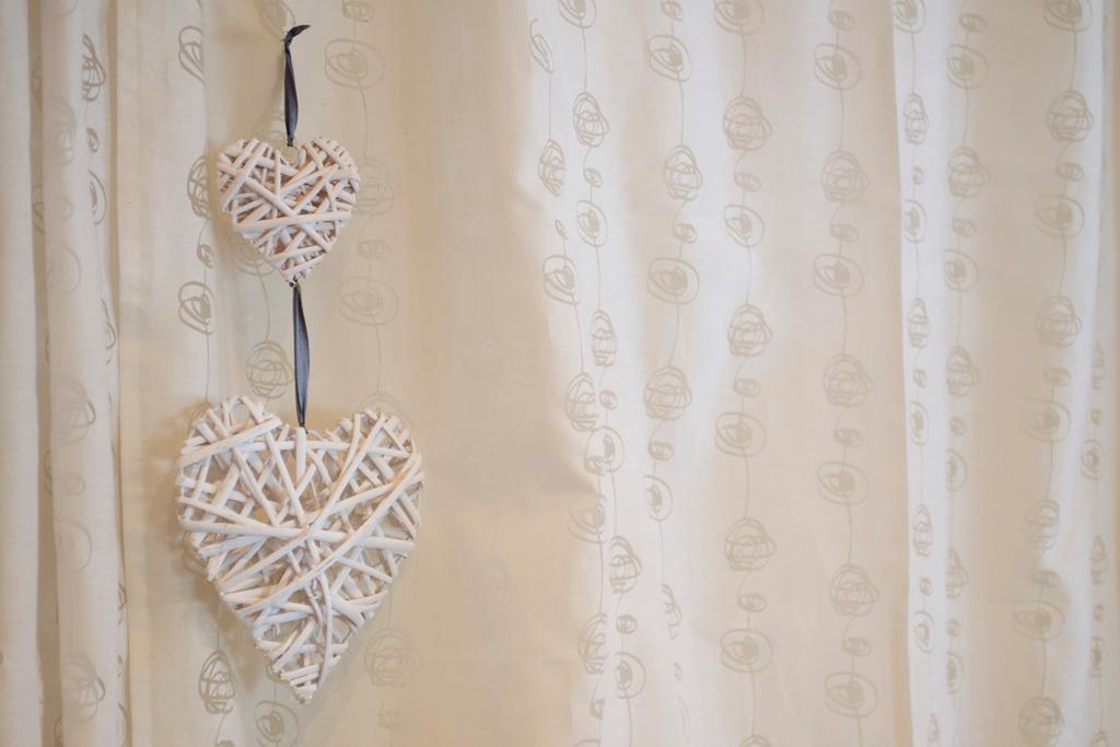 Heart shaped Wedding designs