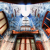 "<h2>The Shaft</h2> <br/>Casa Batlló on Passeig de Gracia is one of the most awesome places in the world.  My camera was very happy (and me, by extension).<br/><br/>This is one of Antoni Gaudi's masterpieces.  That guy is amazing...  It was certainly on my list to visit before the trip, and I did not really have enough time to spend there.  And, I couldn't use the tripod, but I don't want to get into that discussion...just too frustrating.<br/><br/>""The Shaft"" runs up the center of the casa.  It reminds me of how each floor was a completely different visual experience.  Taking photos in here was a challenge... I wanted to do the place justice.<br/><br/>- Trey Ratcliff<br/><br/><a href=""http://www.stuckincustoms.com/2011/03/08/free-drobo-at-hdr-spotting/"" rel=""nofollow"">Click here to read the rest of this post at the Stuck in Customs blog.</a>"