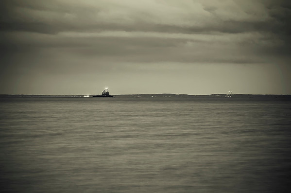 'Lighthouse On The Sound' ~ Fairfield, CT