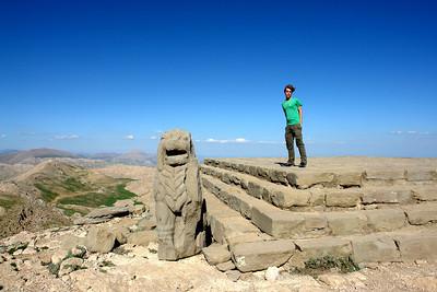 Mt. Nemrut, Turkey