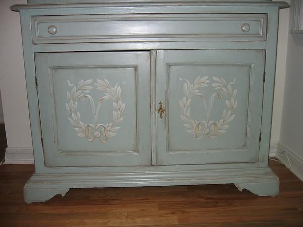 Furniture 5 BoppArt Decorative Painting