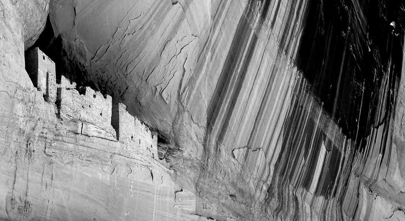 White House Ruin and Desert Varnish
