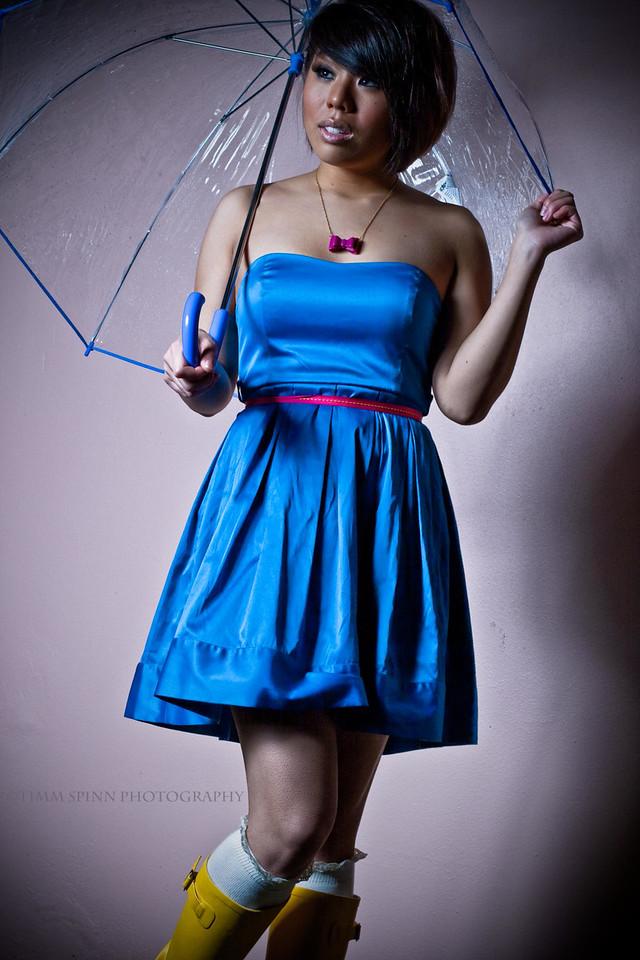 Model: Mia Leblon